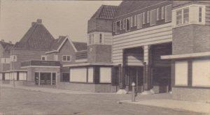 Nieuwbouw Purmerweg Met Poort Beemsterstraat Richting Van Het Purmerplein