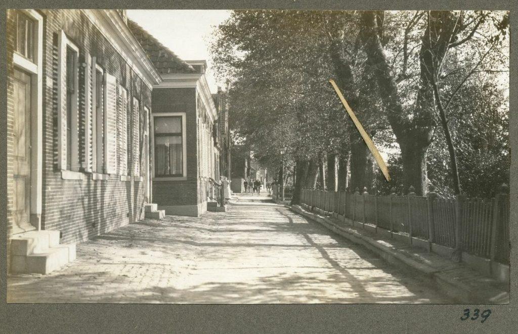 Buiksloterdijk (waar?)1922 © Collectie van P.W. Korstman, fotograaf J. van Eck