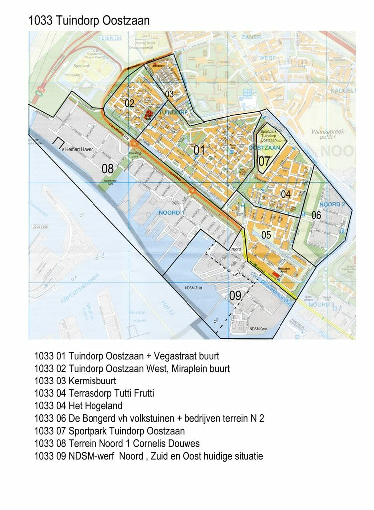 lege kaart Falkplan 3e druk